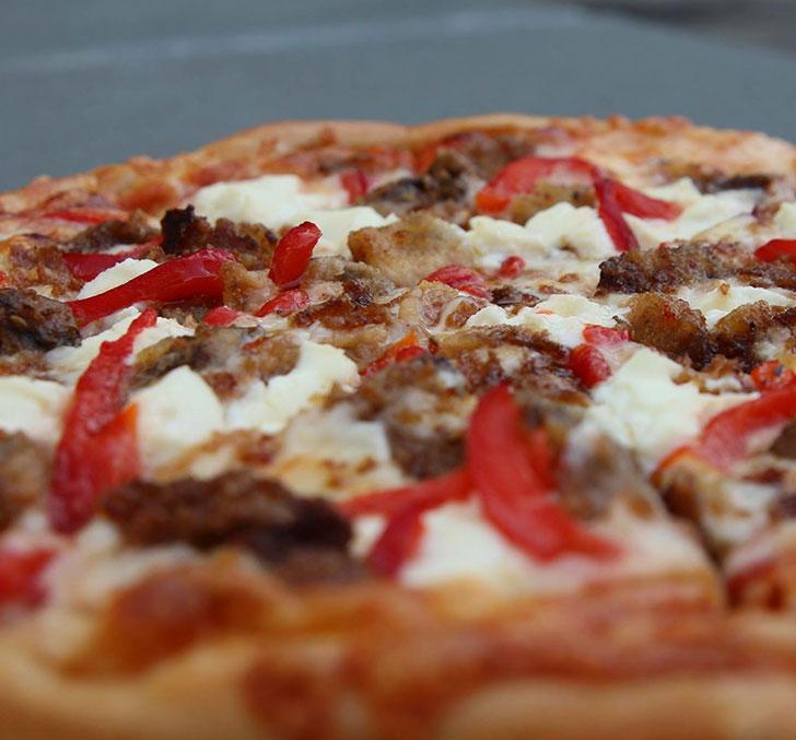 best pizza wyoming, RI